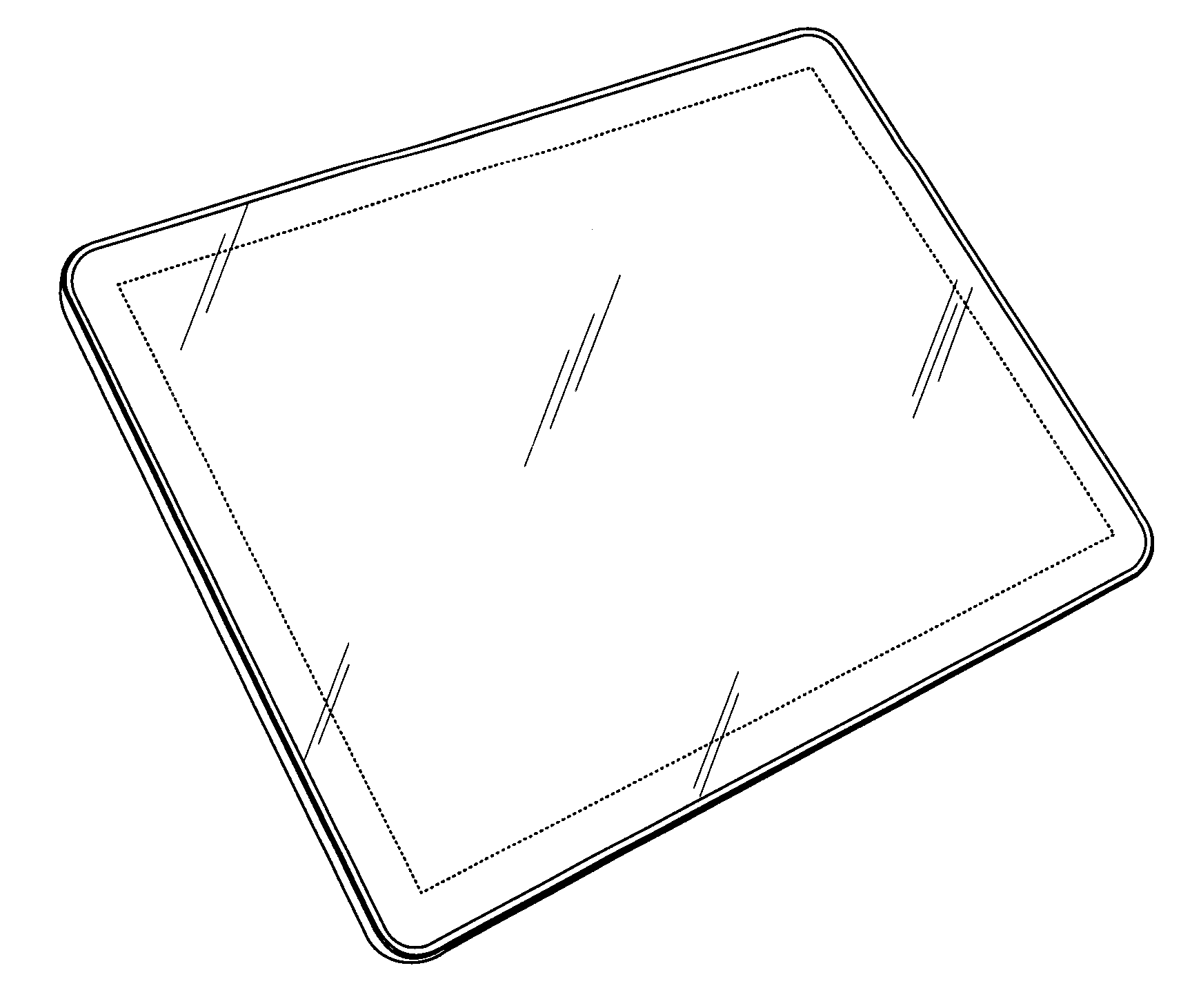 US-D504889-S1 Electronic device